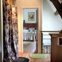 Palier espace chambres d'hôtes