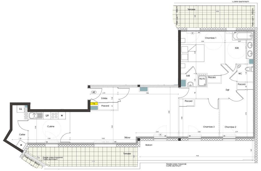 Illustration-appartement-42-St-Nazaire-1